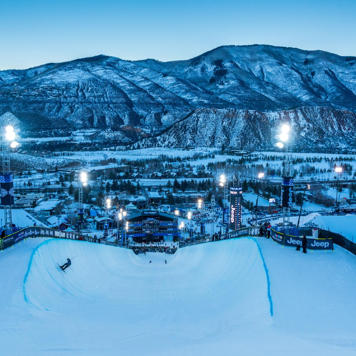 Winter X Games 2016: Results, Medal Winners, Trick