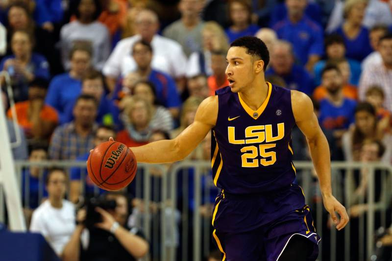2606bec8da7 2016 Draft Prospect vs. NBA Player  Ben Simmons or Karl-Anthony Towns