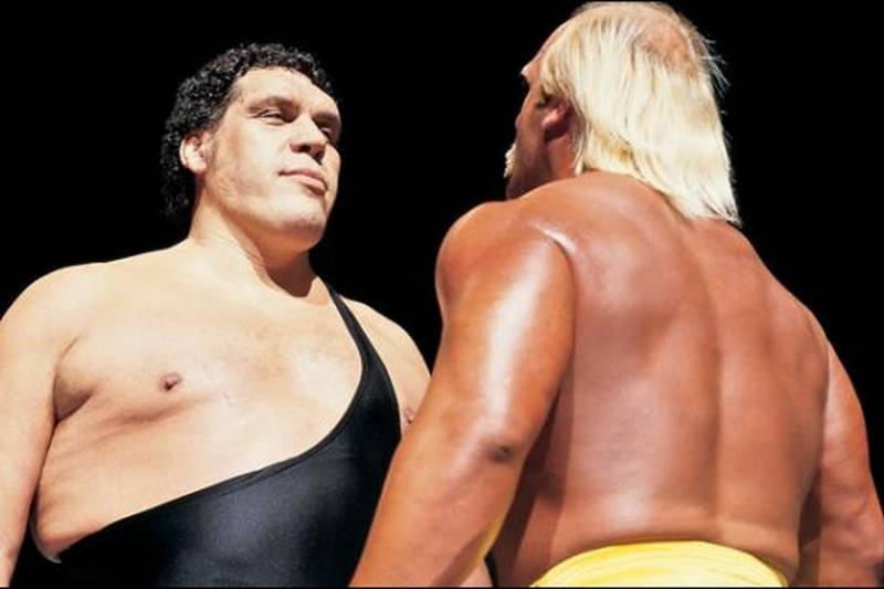 Reliving Andre The Giant's Controversial WWE Championship