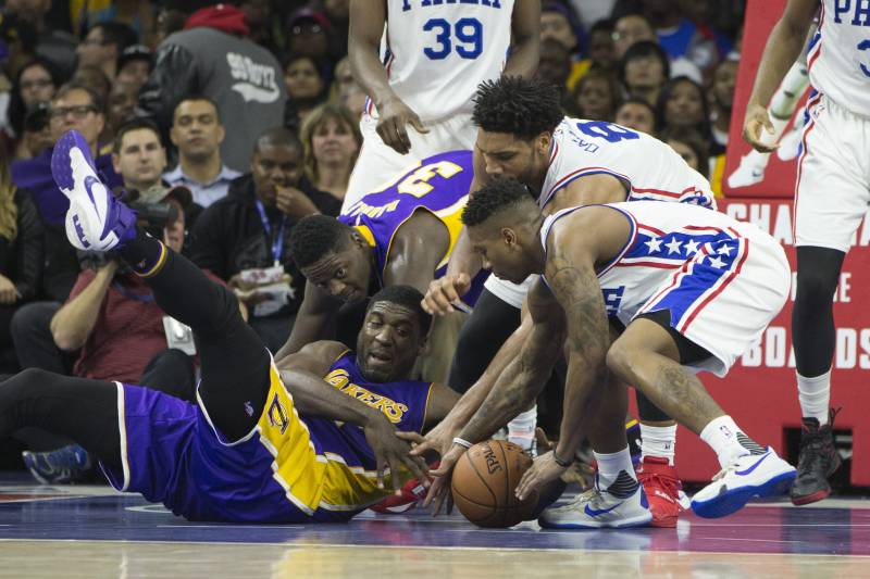 832d2a2b0 LA Lakers Have Somehow Surpassed Philadelphia 76ers as NBA s Worst ...