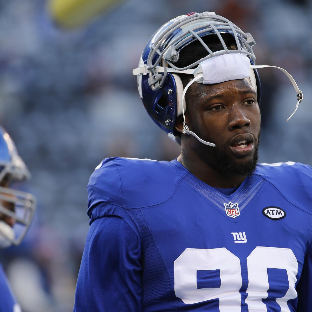 Why The New York Giants Should Not Re-Sign UFA DE Jason