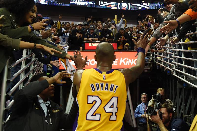 a7105f431983 Just Showing Up Is Its Own Reward for Kobe Bryant in His Farewell Season