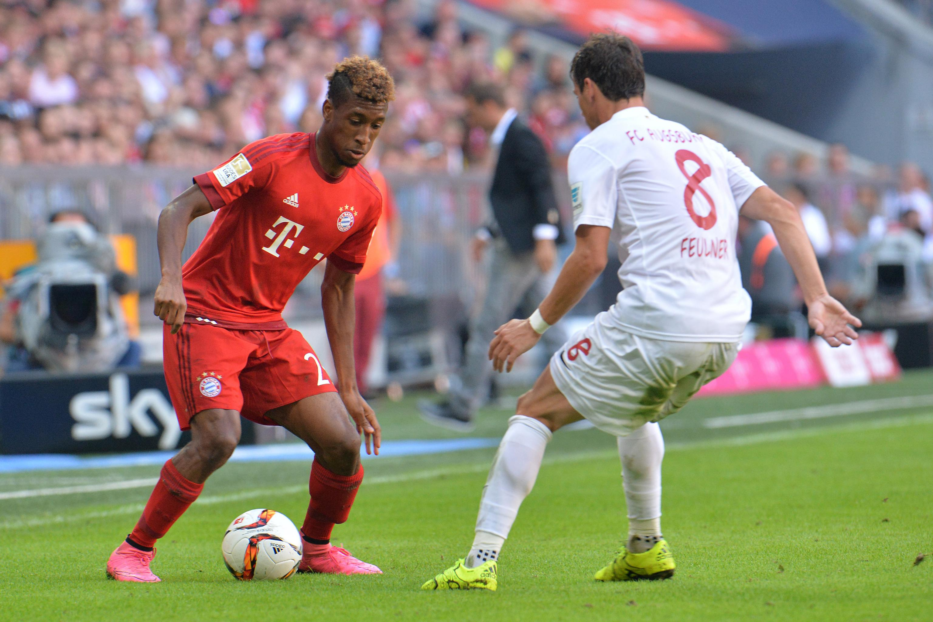 Fc Augsburg Vs Bayern Munich Team News Predicted Lineups Live Stream Tv Info Bleacher Report Latest News Videos And Highlights
