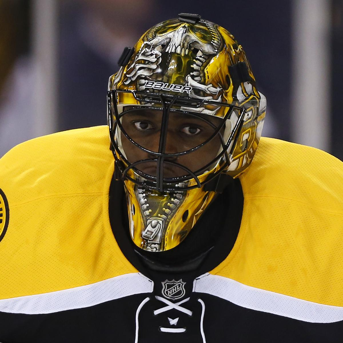 Malcolm Subban Injury Updates On Ahl Player S Status And Recovery