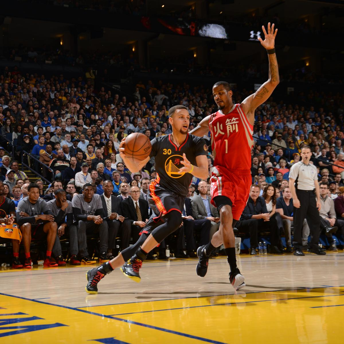 Rockets And The Warriors Game: Rockets Vs. Warriors: Score, Highlights And Reaction From