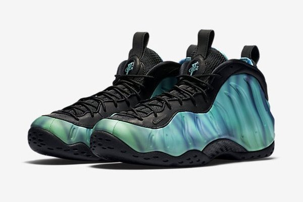 new styles af00f 23b7b Nike Air Foamposite One  Northern Lights  Release Date, Pics, Price    Bleacher Report   Latest News, Videos and Highlights