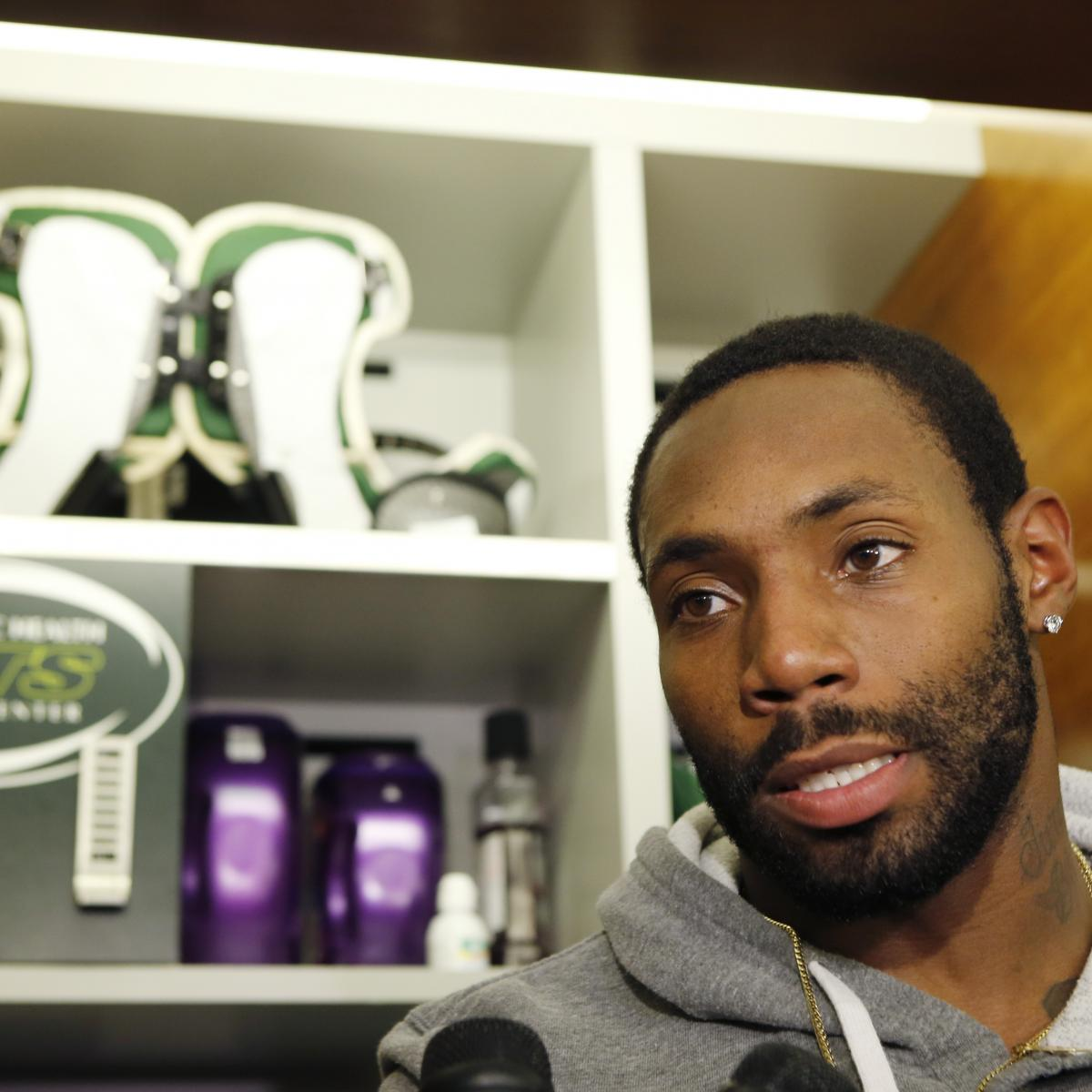 Antonio Cromartie Released by Jets: Latest Details, Comments and Reaction | Bleacher Report | Latest News, Videos and Highlights