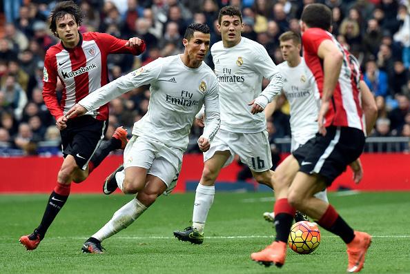 Real Madrid Vs Bilbao