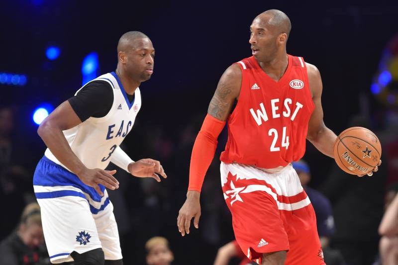 low priced f945f 03b58 Kobe Bryant, LeBron James and More Comment on Lakers Star's ...