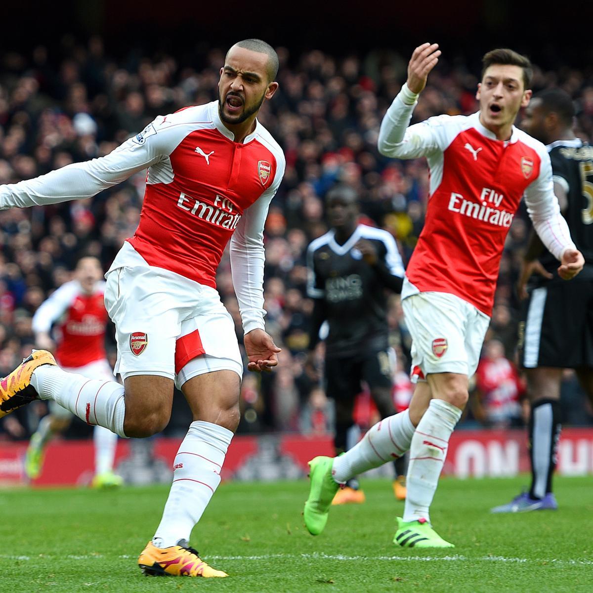 Arsenal Vs Barcelona Live Score Highlights From: Arsenal Vs. Hull City: Live Score, Highlights From FA Cup