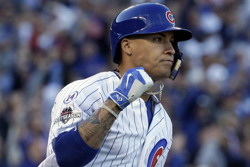 Cubs Former Top Prospect Javier Baez Is One Of Mlbs Biggest Wild