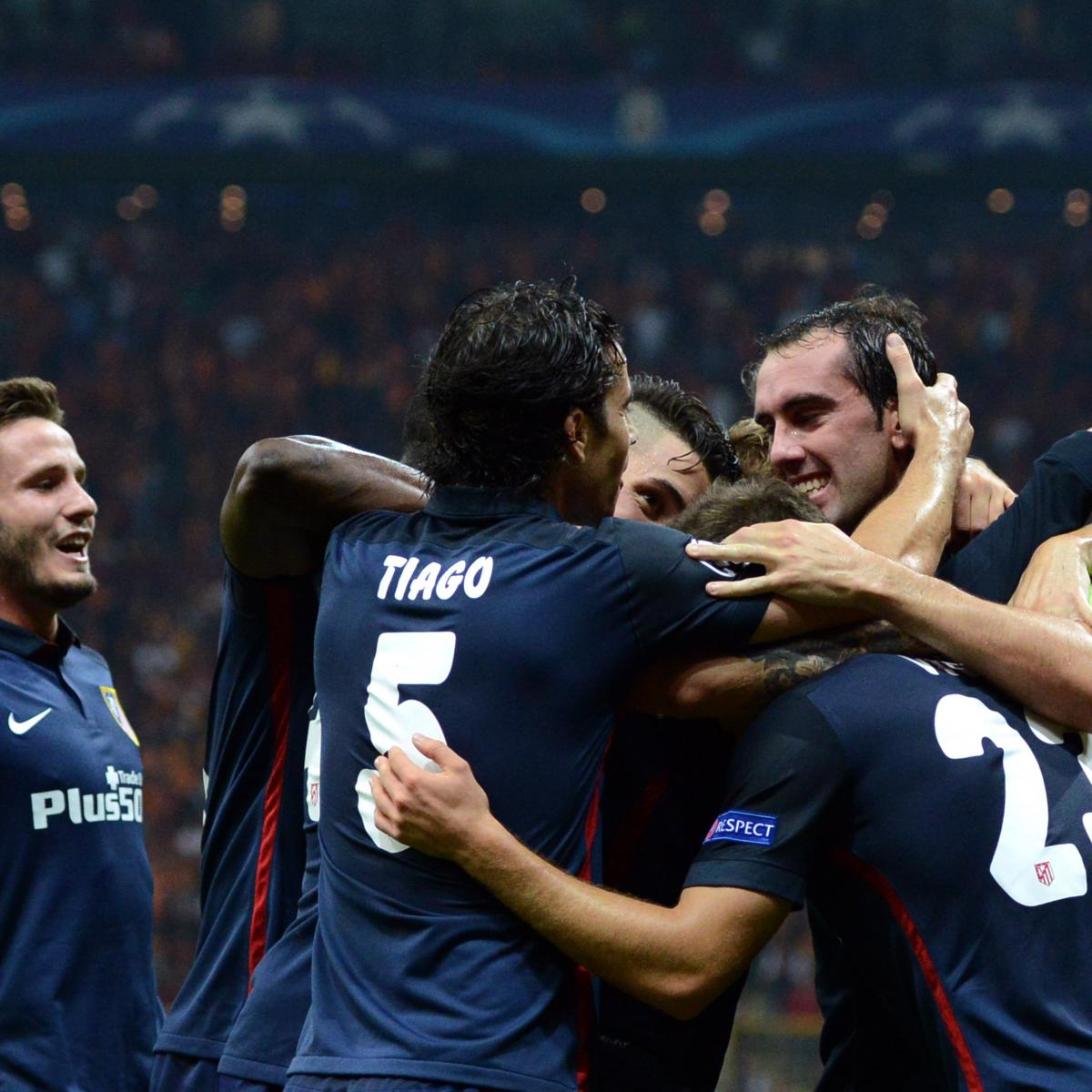 Champions League 2019 Live Stream Odds For Tuesday S: Champions League 2016: Wednesday Odds, Live Stream For