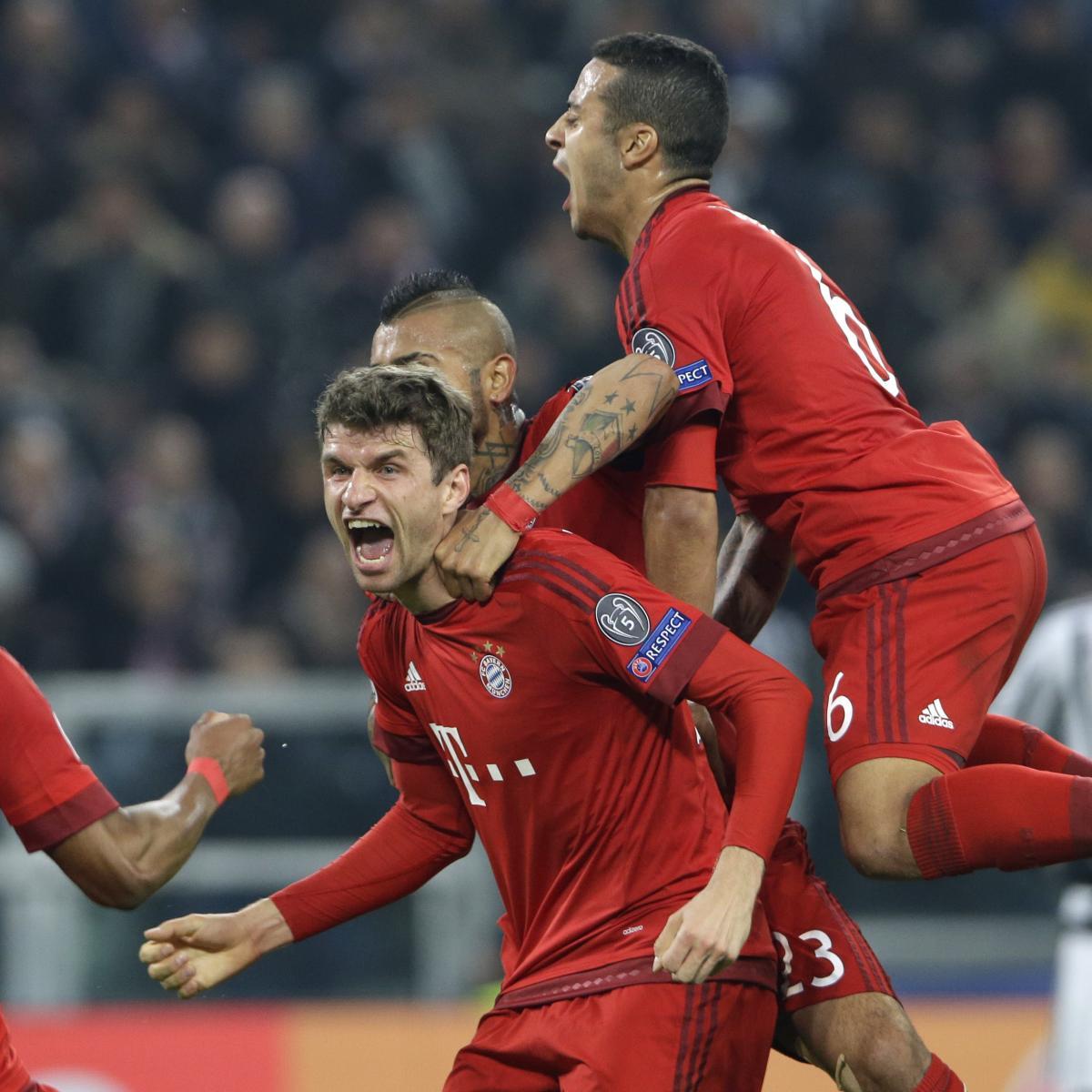 Bayern Juventus Highlights