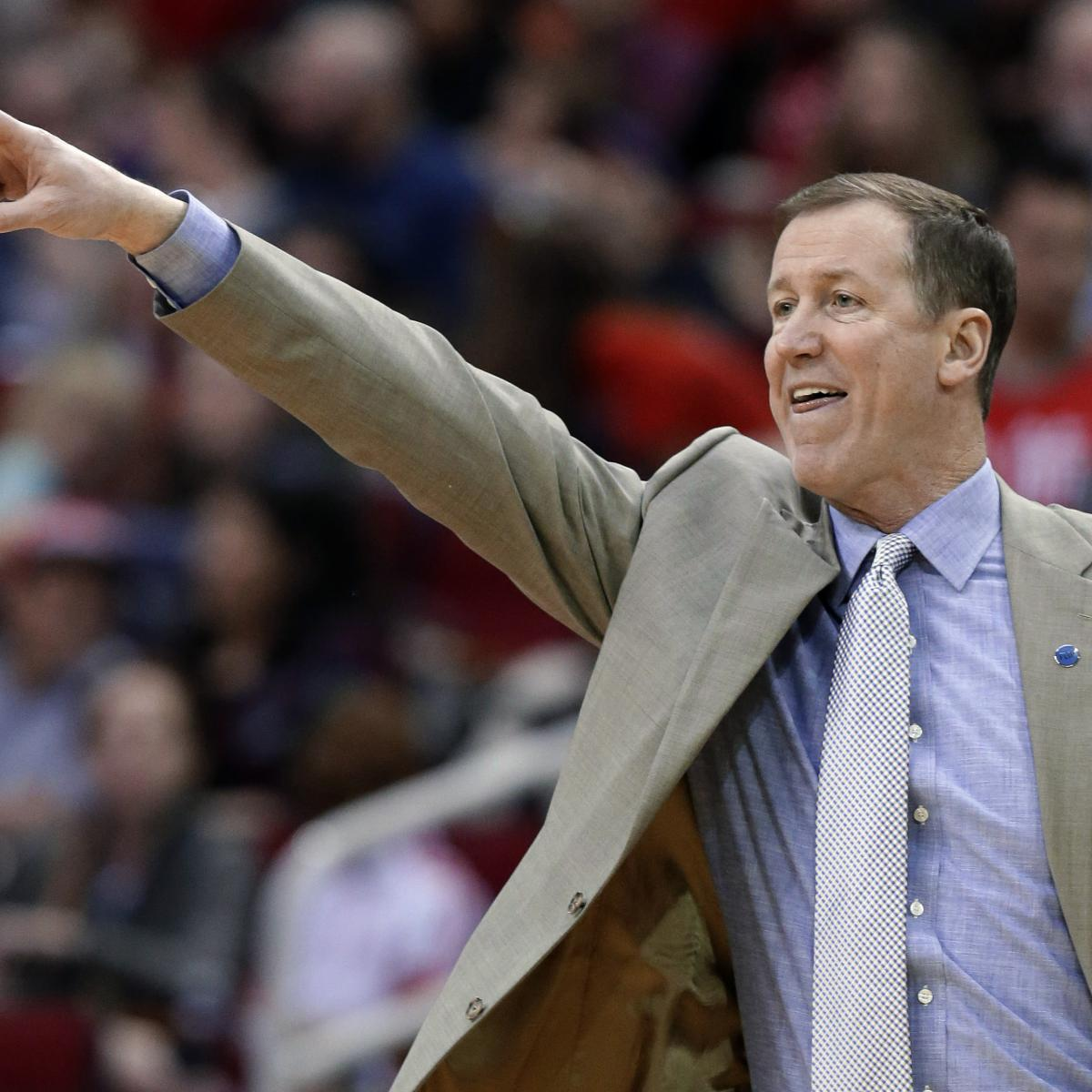 Blazers Head Coach: Rick Carlisle Says Terry Stotts Is Front-Runner For NBA