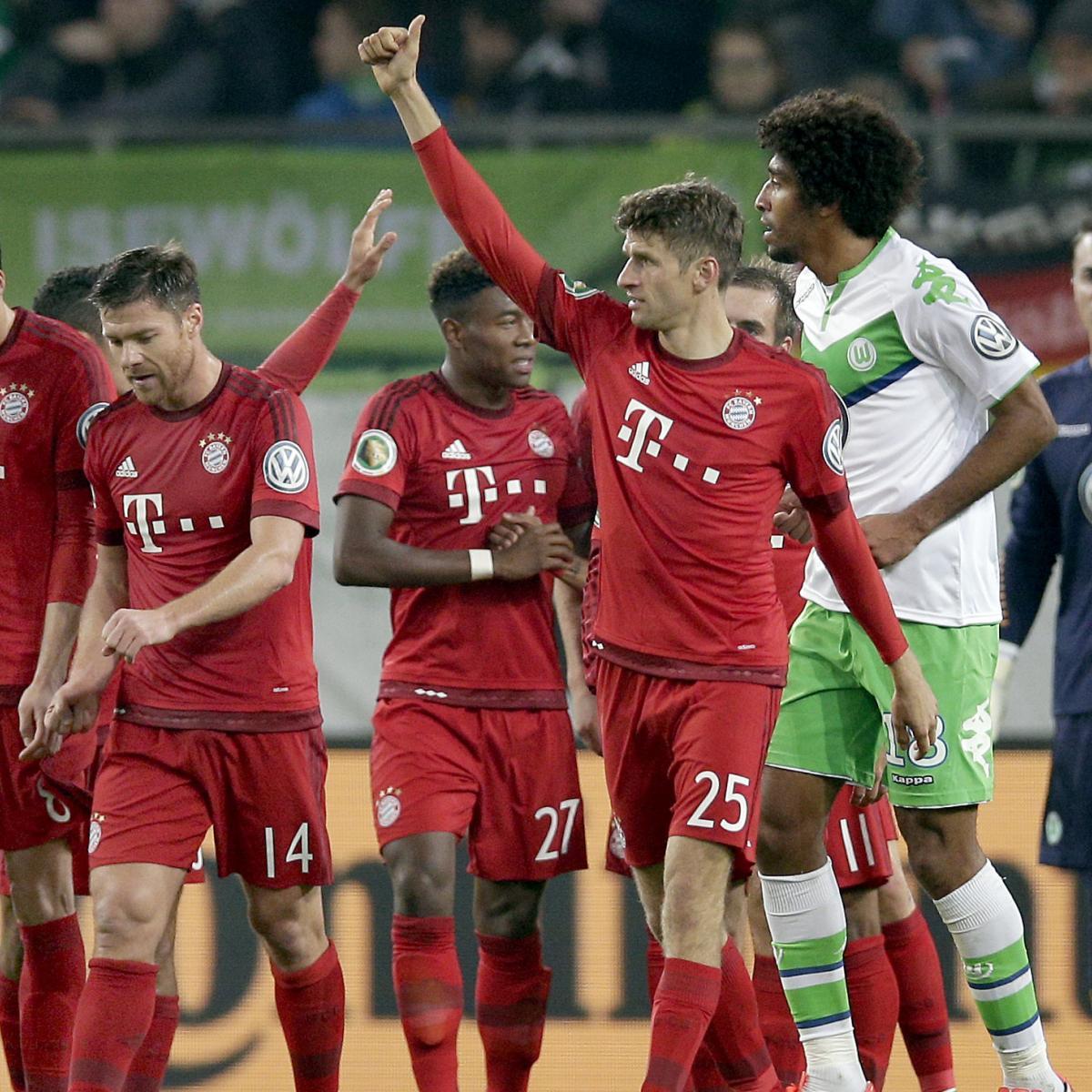 Champions League 2019 Round Of 16 Leg 2 Live Stream Tv: Wolfsburg Vs. Bayern Munich: Team News, Preview, Live