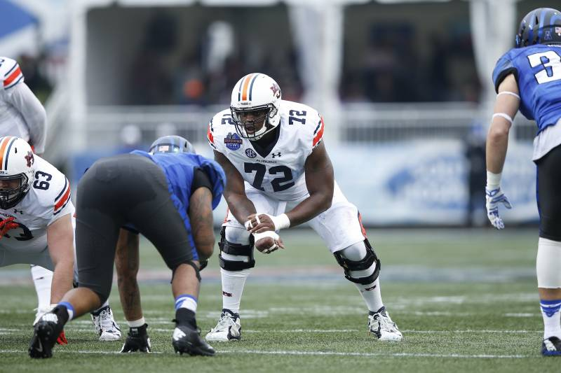 online store 0e931 3b6b2 Shon Coleman Injury: Updates on NFL Prospect's Recovery from ...