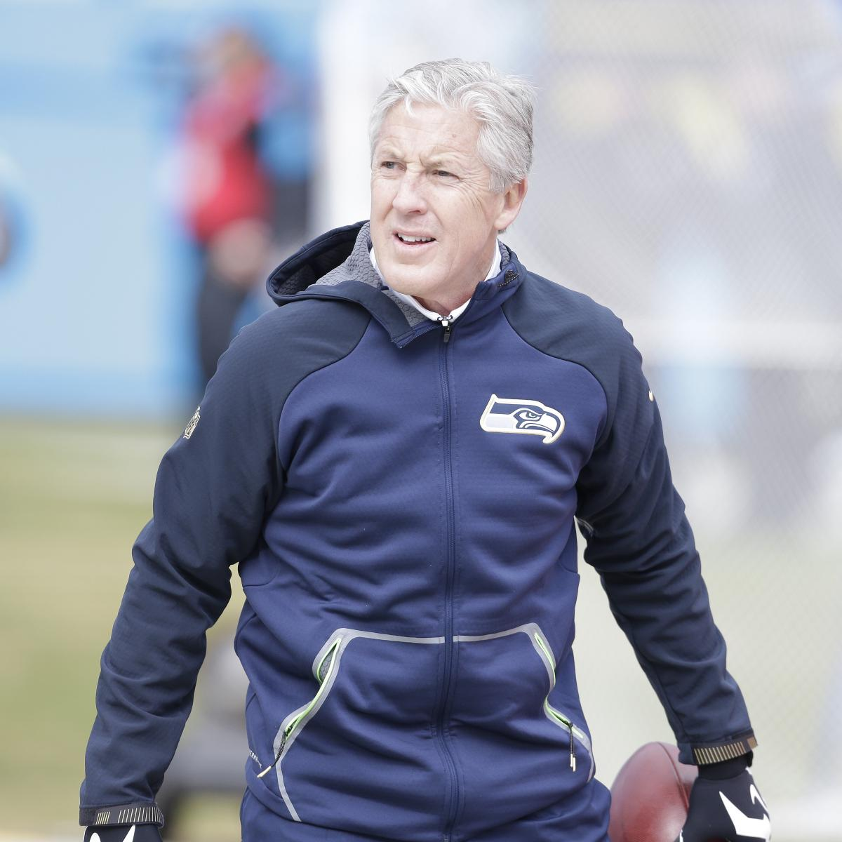 Seattle Seahawks Sign Doug Baldwin To 4 Year Extension: Pete Carroll, Seahawks Agree On New Contract: Latest