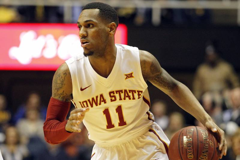 best sneakers cc9ae 39cee Iowa State's Monte Morris Is the Ultimate Giver on and off ...