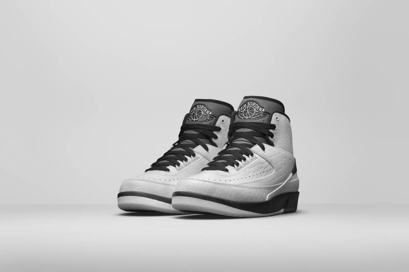 size 40 048a5 f40f2 First Official Look at the Nike Air Jordan 2 Retro 'Wing It ...
