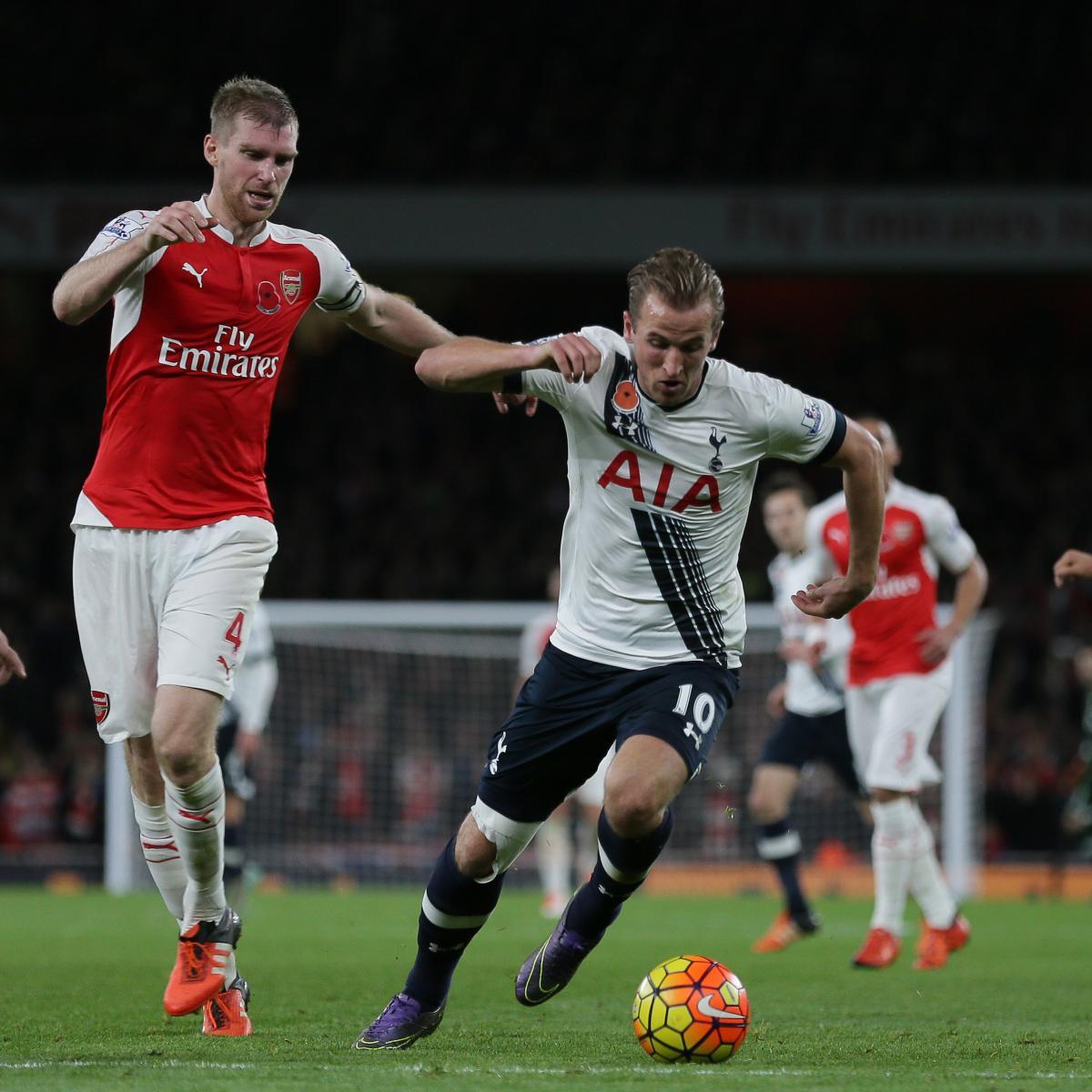 Ajax Vs Tottenham Hotspur Preview Live Stream Tv Info: Tottenham Vs. Arsenal: Team News, Preview, Live Stream, TV