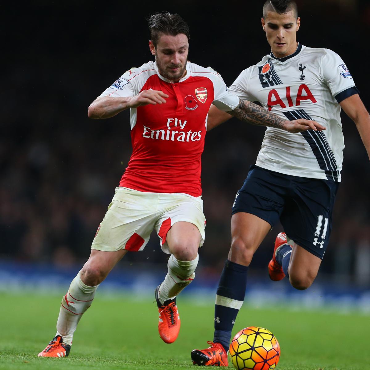 Arsenal Vs Tottenham Live Score Highlights From Premier: Tottenham Vs. Arsenal: Live Score, Highlights From North