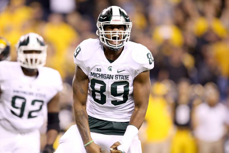 new product 7b990 024c7 Shilique Calhoun Among the Best, and Safest, Pass-Rushers in ...
