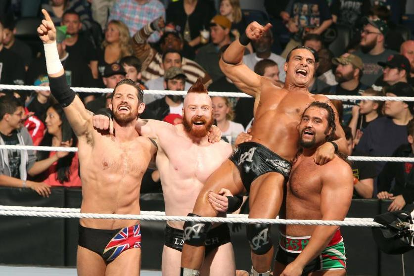 League Of Nations Must Be Strengthened Significantly On Road To Wwe Wrestlemania Bleacher Report Latest News Videos And Highlights