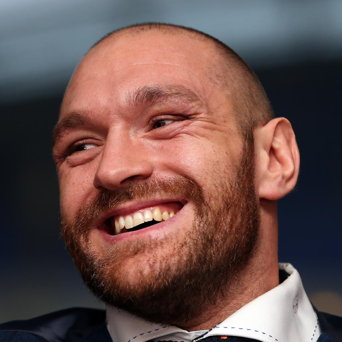 Tyson Fury Comments On Conor McGregor, Holly Holm After