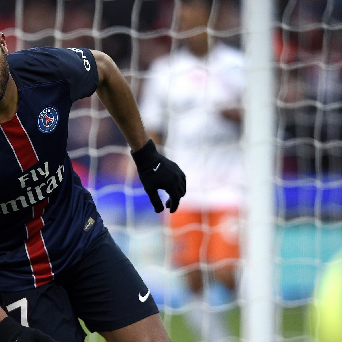 Analysing The Importance Of Lucas Moura To PSG