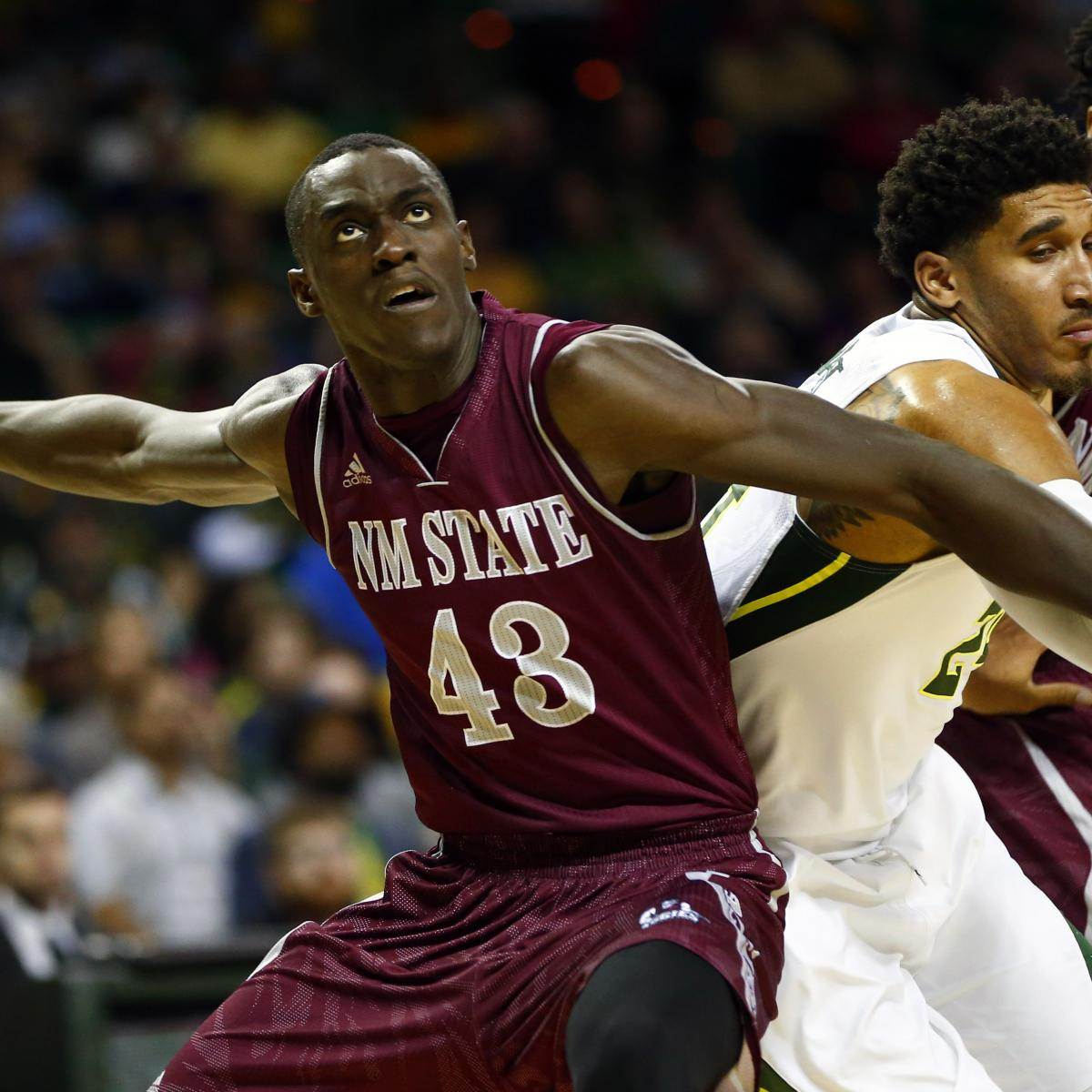 New Mexico State's Pascal Siakam Is the Best Player You've ...