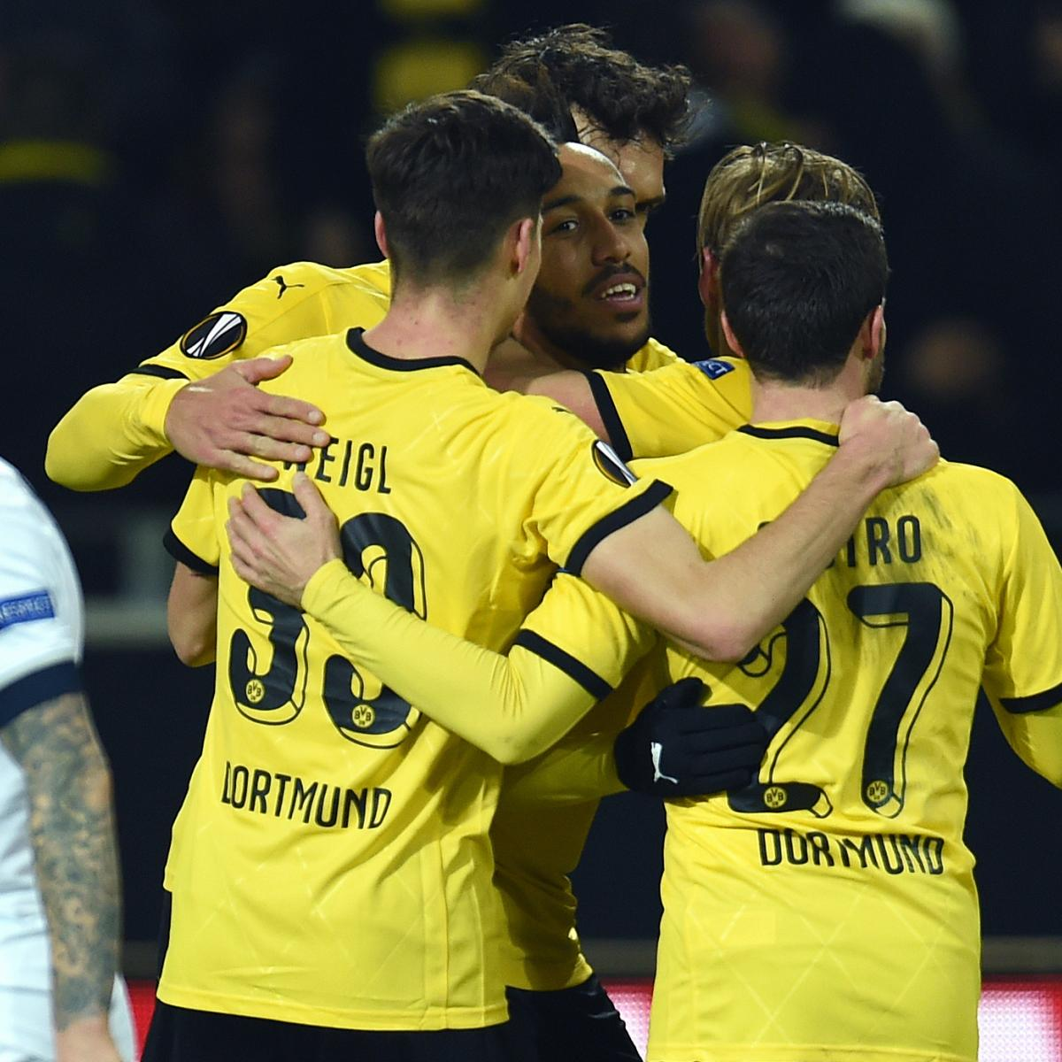 Tottenham 3 Fulham 1 Match Highlights Harry Kane Scores: Borussia Dortmund Vs. Tottenham: Score, Reaction From 2016