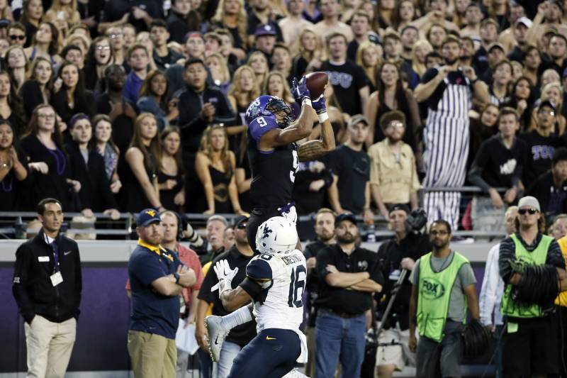 Scouting Notebook: Josh Doctson Hype, Names to Know and Free