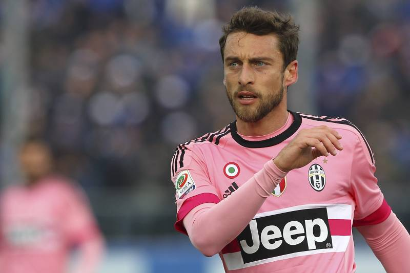 low priced f5502 d348f Claudio Marchisio Missing Bayern Munich Tie a Major Blow to ...
