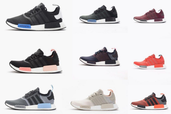 0438e2060d8d3 Adidas NMD Boosts: March 17 Colorways, Pics, Release Info | Bleacher Report  | Latest News, Videos and Highlights