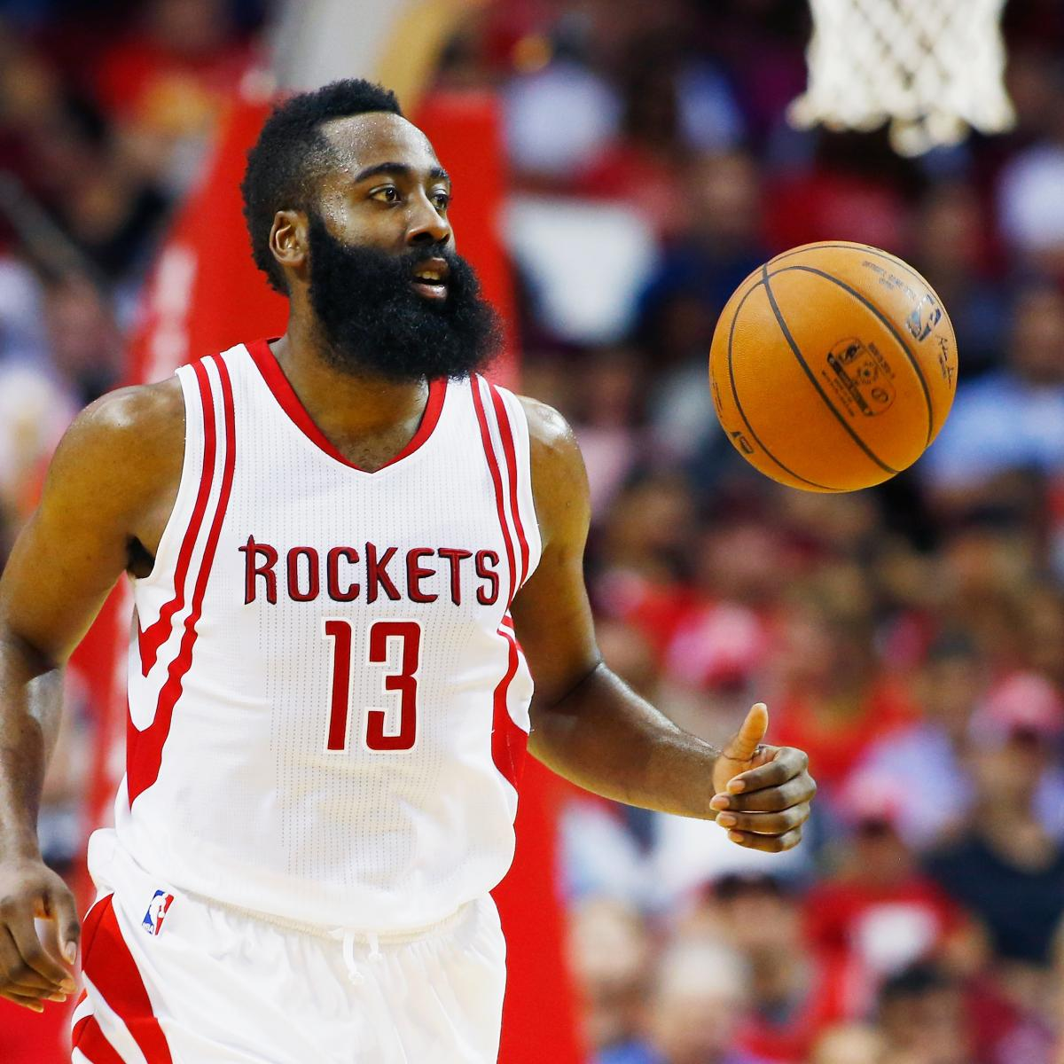 Los Angeles Clippers Vs. Houston Rockets: Live Score
