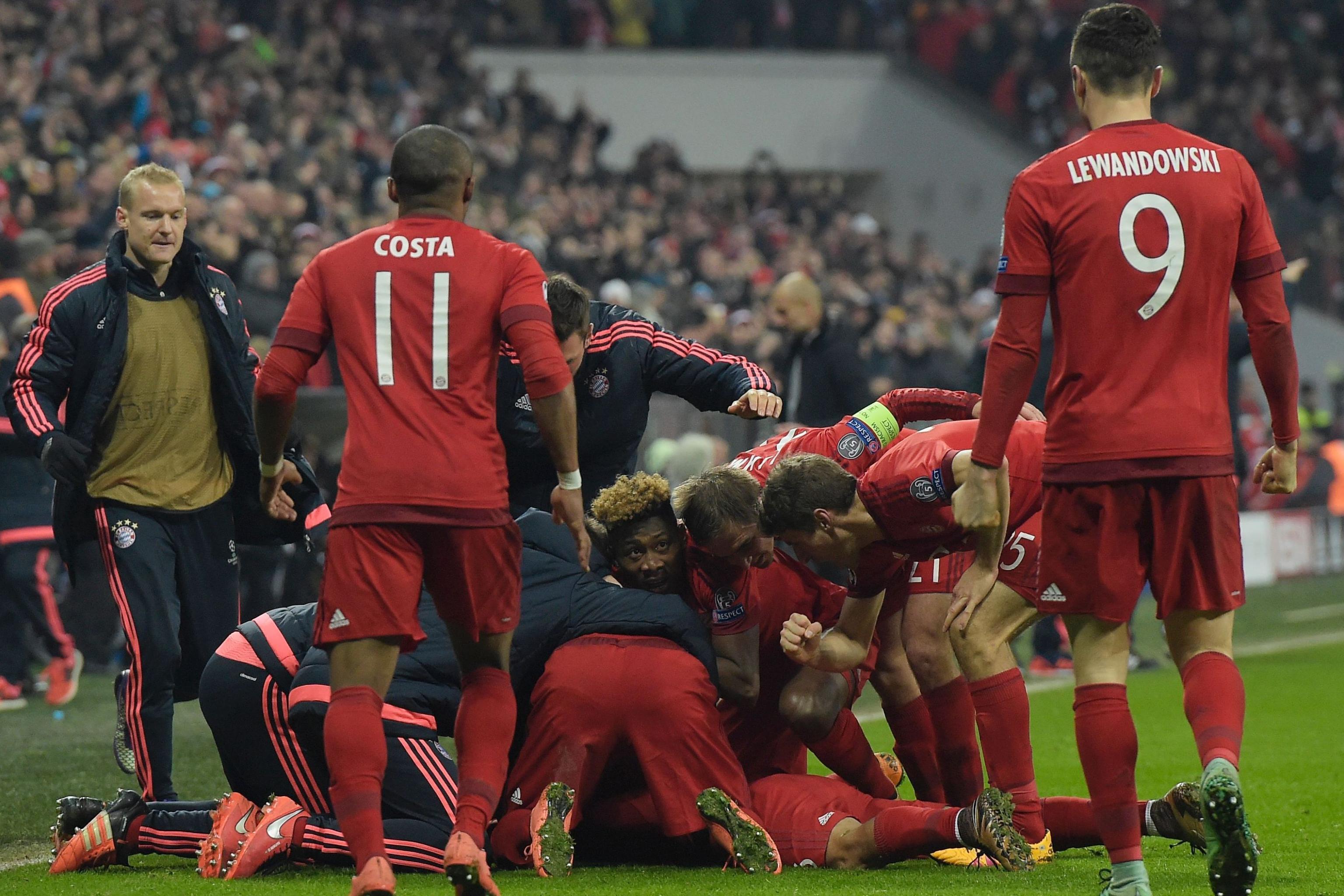Bayern Juventus