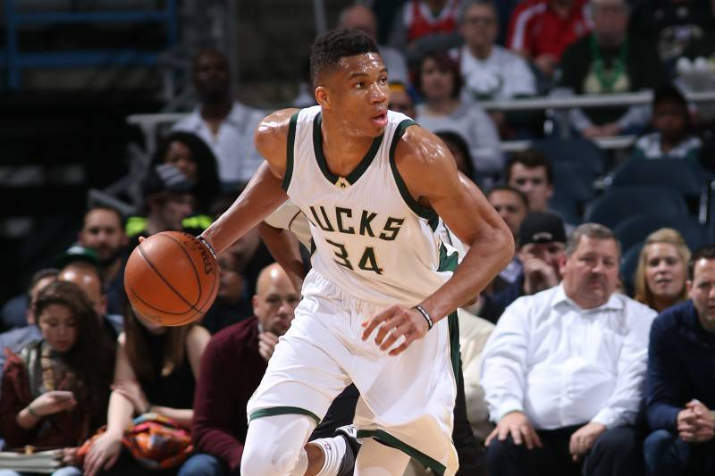 b722a484d Giannis Antetokounmpo Earning  Greek Freak  Nickname and Thursday ...