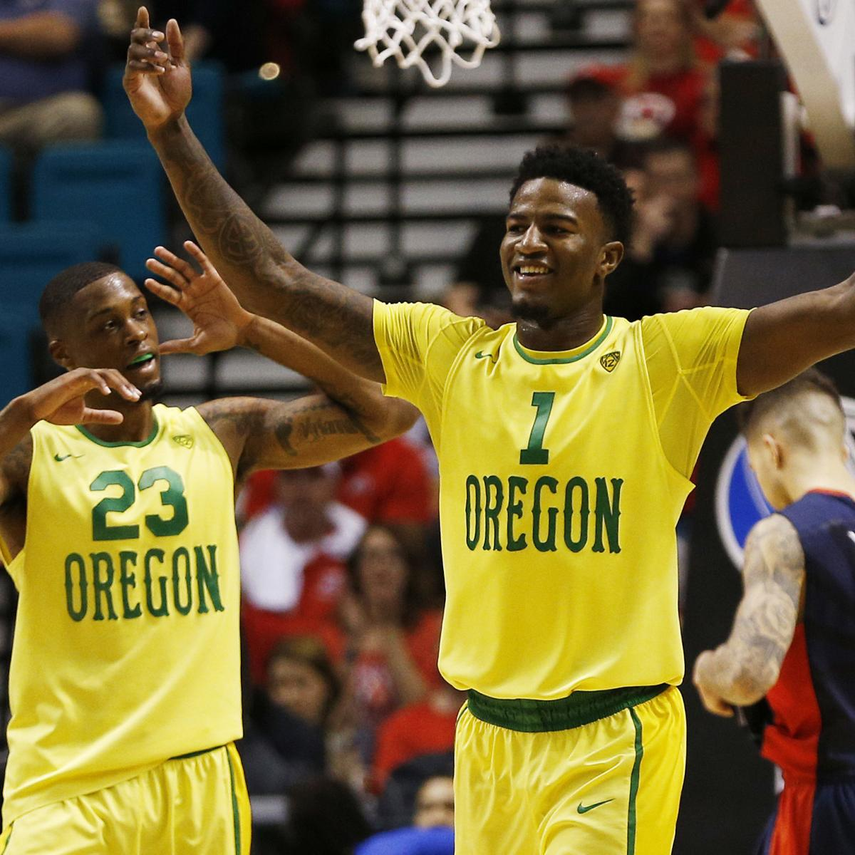 NCAA Tournament 2016: Friday's 1st-Round Scores, Updated ...