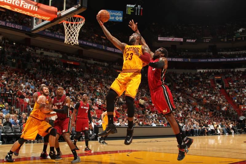 2c86baaedee LeBron James Expresses Concern over Cavaliers  Struggles vs. Heat ...
