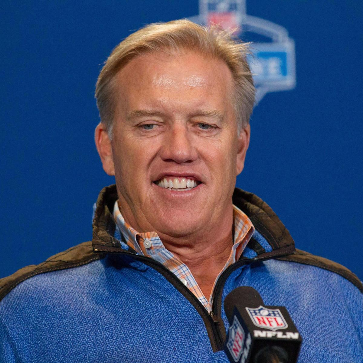 What Is John Elway Planning: Grading Denver Broncos' Free Agency So Far