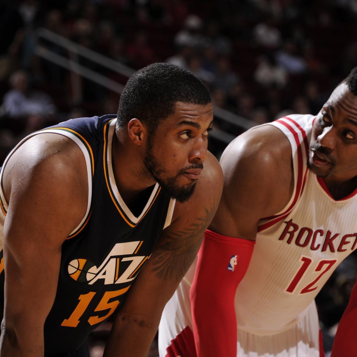 James Harden Vs Jazz: Jazz Vs. Rockets: Score, Video Highlights And Recap From