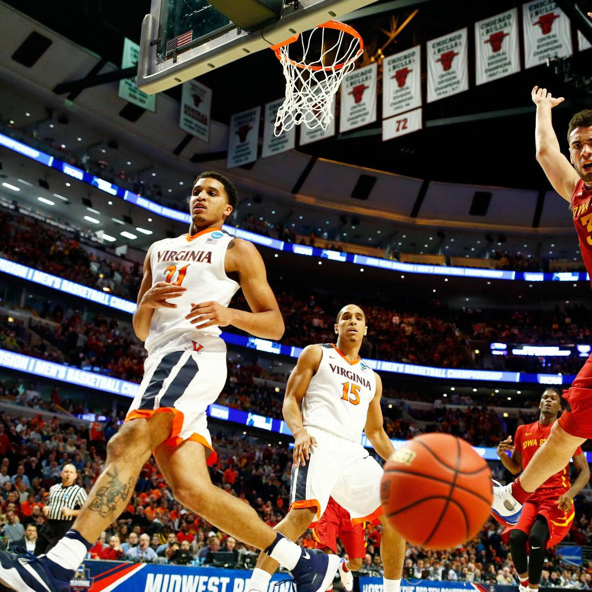 NCAA Tournament 2016: Friday's Sweet 16 Scores, Updated ...