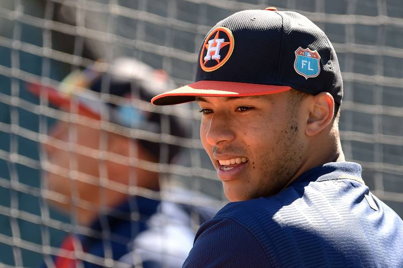 Carlos Correa On A Mission To Become Instant Mlb Icon