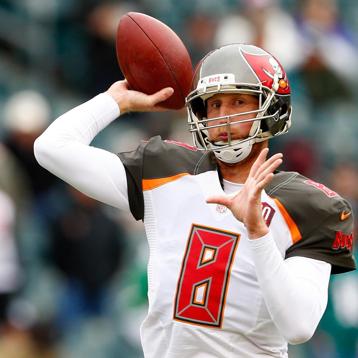 buy online 33aaf 591dc Mike Glennon, Chicago Bears Reportedly Agree to 3-Year ...