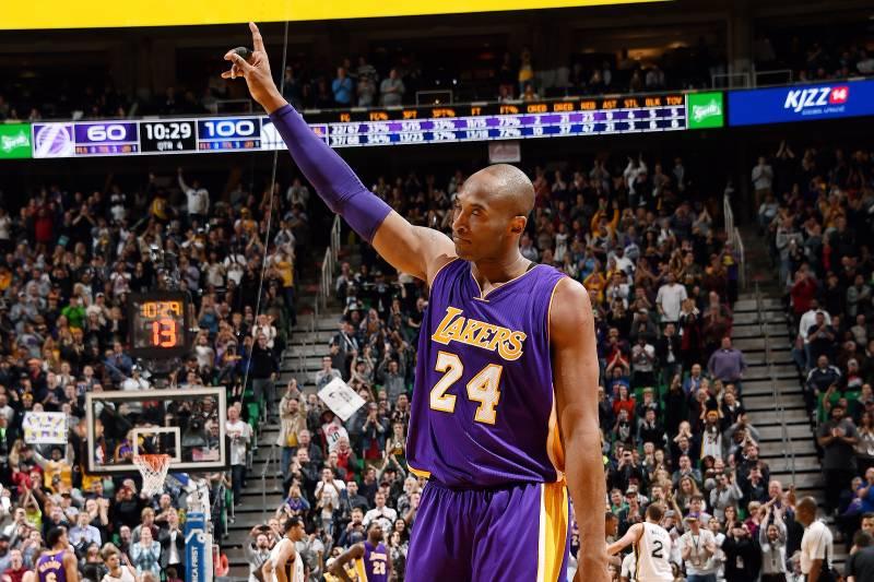 ecc7116ffc71 Sentimental Kobe Bryant Is Not Who We ll Remember When Farewell Tour ...