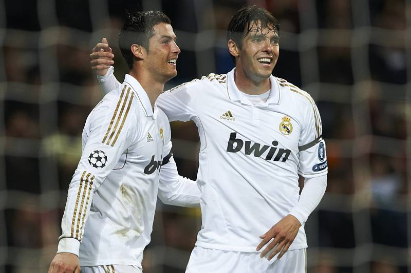 0e9abda87 Kaka Slams Real Madrid Fans over Cristiano Ronaldo