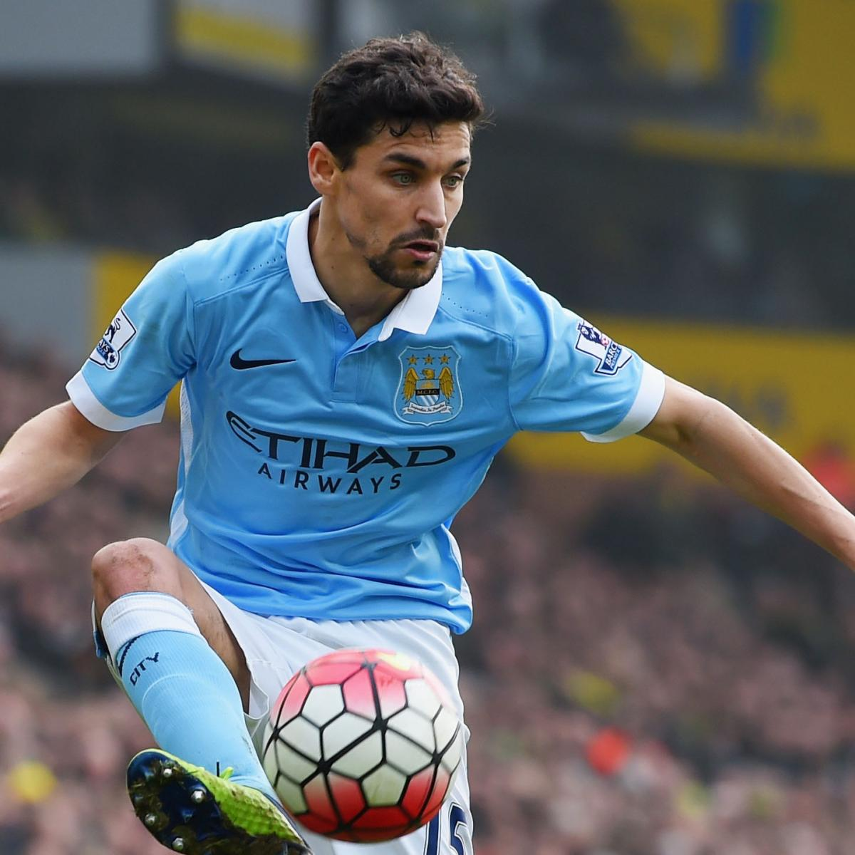 Why Jesus Navas Can Be A Real Asset To Pep Guardiola At Manchester City