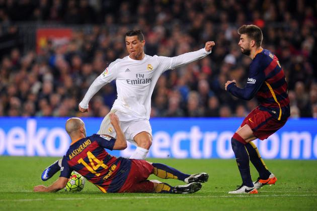 lionel messi vs cristiano ronaldo updated records stats after el