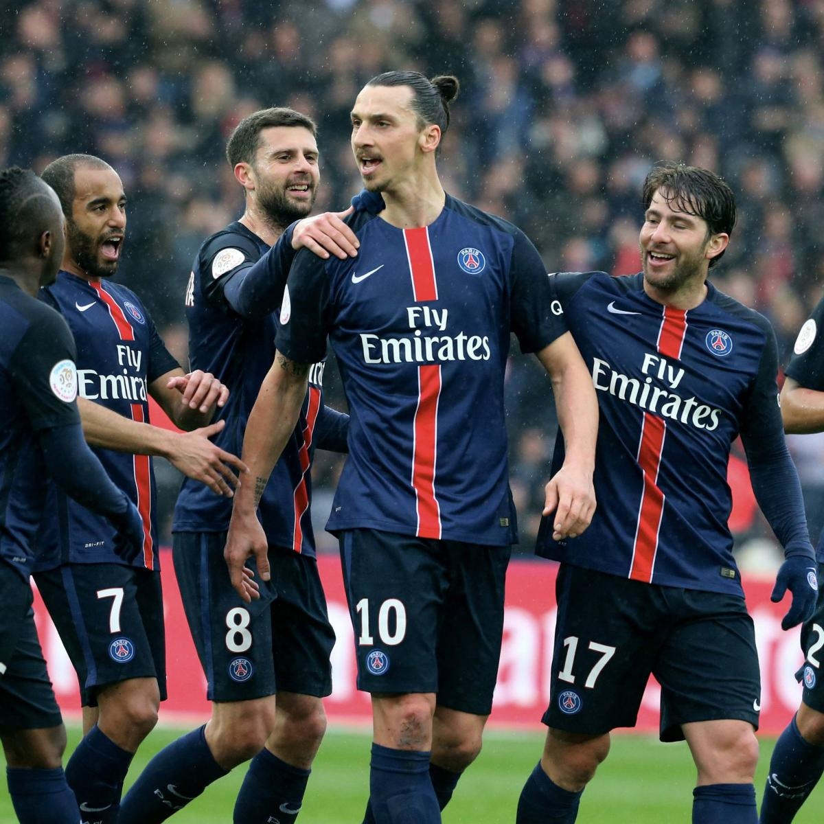 Zlatan Ibrahimovic Is Ready For Manchester City But PSG's