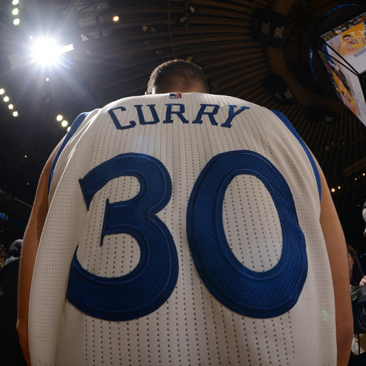 Golden State Warriors Record Without Steph Curry: 25 Recent Jaw-Dropping Sports Stats